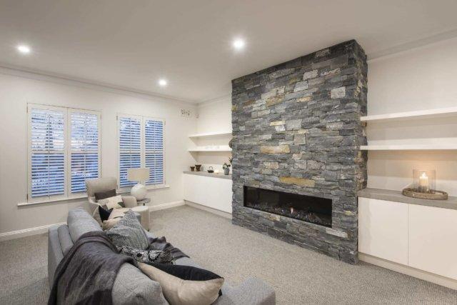 Lockwood Road Norwood - Craig Donna - Living Room
