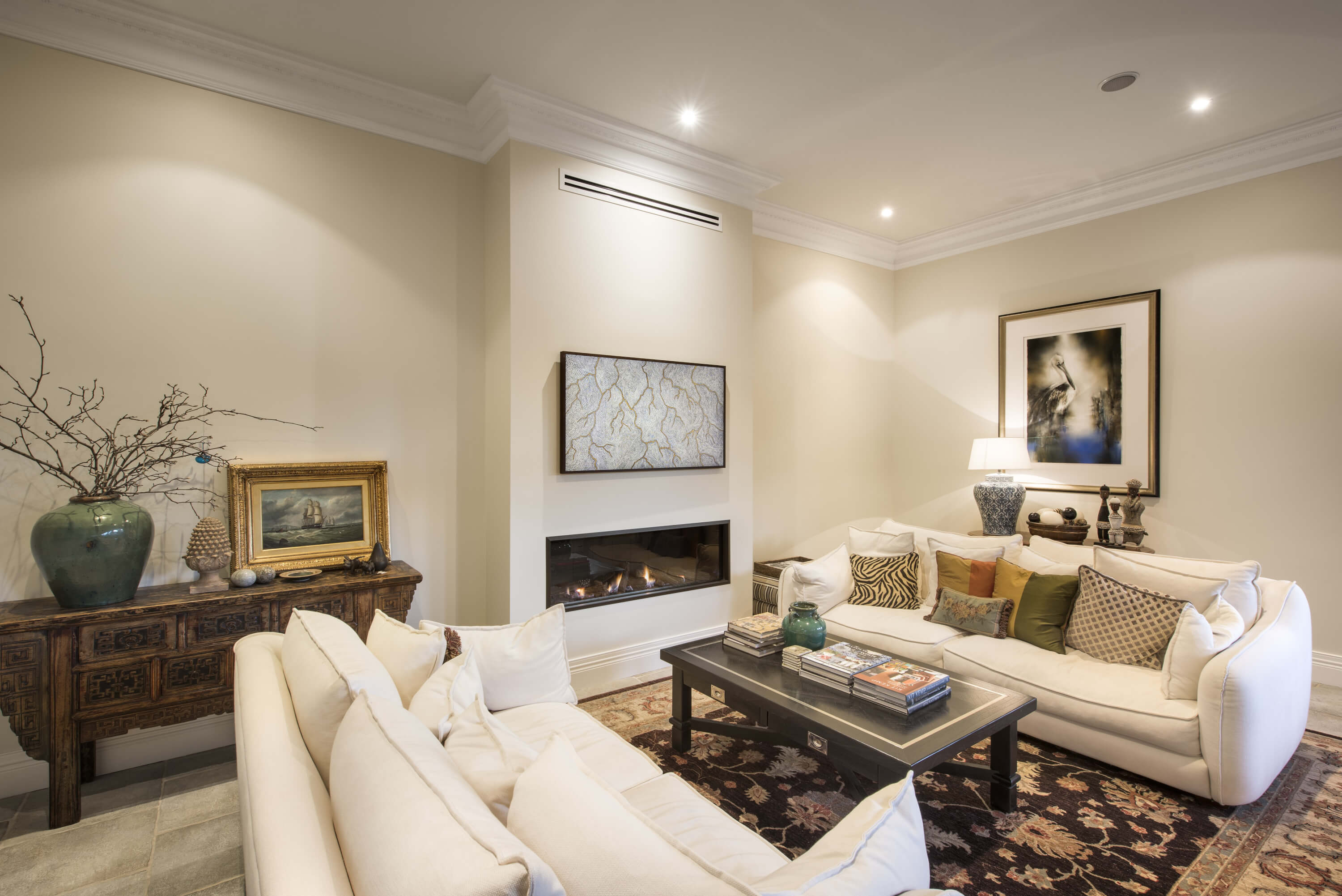 Osmond Terrace Living Room