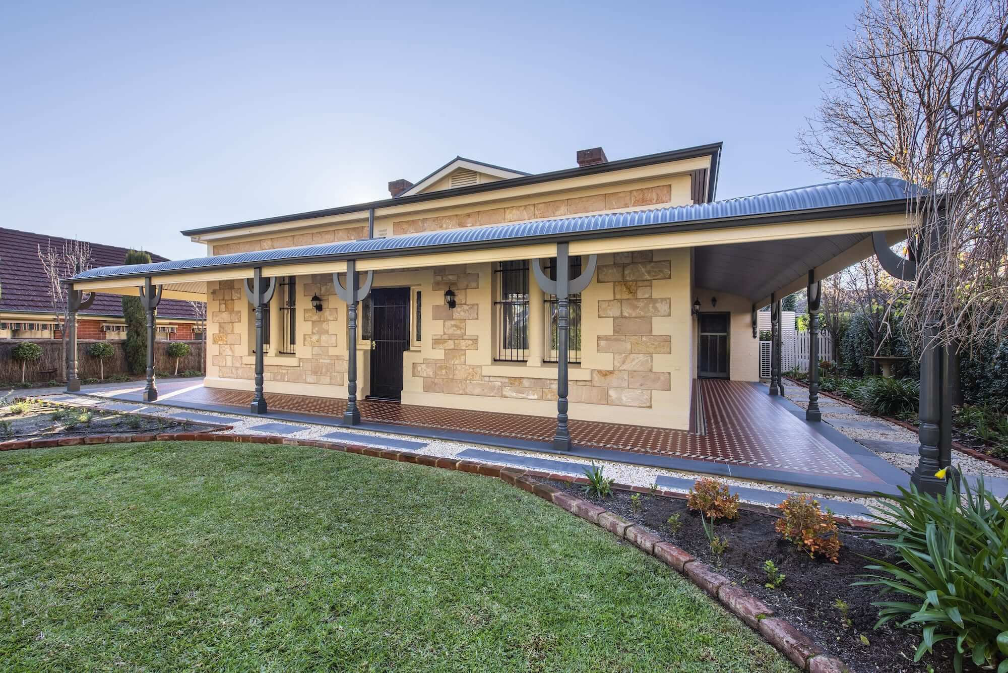 The Heritage Verandah - Burnside